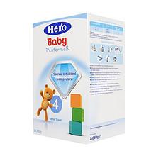 天才奶粉# 荷兰美素 Hero Baby 奶粉4段700g  69元(4件包邮)