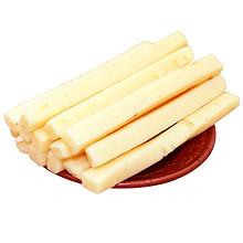 奶香浓郁# 草原犇牛 多种口味乳酪条200g 11.9元包邮(14.9-3券)