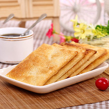 海玉 麦香酥早餐饼干 600g 13.8元包邮(18.8-5券)