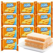 钙芝 奶酪味高钙威化饼干 58.5g*10袋  15元
