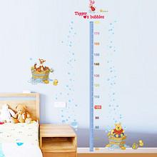 童话世界# 迪士尼 卡通防水米奇儿童房自粘墙贴 5.6元包邮(8.6-3券)