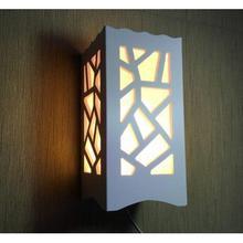 夜起必备# 爱思家 现代简约LED床头壁灯 6.9元包邮(16.9-10券)