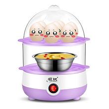 早餐好帮手# 领锐 家用多功能自动断电煮蛋器 16.9元包邮(19.9-3券)
