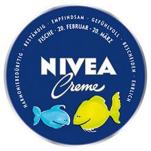 NIVEA 妮维雅 经典蓝罐润肤霜 12星座纪念版 30ml 16.2元(13.9+2.3)