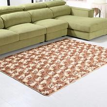 艾美吉尔 加厚长方形简约珊瑚绒地毯 0.63*1m 10.4元包邮(15.4-5券)