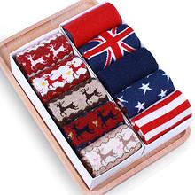 拍2免1# 纤丝鸟 中筒保暖袜 10双 19.9元包邮(29.9-10券)