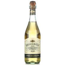 意大利进口 卡维留里 蓝布鲁斯科 甜白低泡葡萄酒 750ml 19.9元