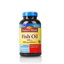 莱萃美 Omega-3 深海鱼油软胶囊 220粒 59元(2件包邮)