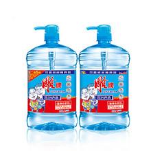 雕牌 冷水去油洗洁精 1.5kg*2瓶 18.9元