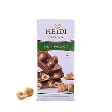 HEIDI 赫蒂 焦糖味榛子牛奶巧克力 100g 20元包邮(25-5券)