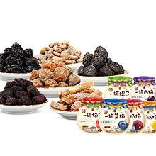 泉利堂 一罐系列蜜饯组合 500g 24.9元包邮(29.9-5券)