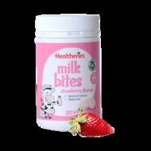 新西兰 贺寿利瓶装奶片 草莓味 50片 33.4元(29.9+3.5)