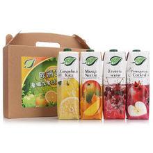 PRIMA 普瑞玛 混合口味果汁 1L*4瓶 折22.5元(44.9,买4免2)