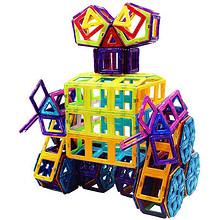 多彩童年# 可爱号 百变提拉拼装磁力片 104件装 29.9元包邮(49.9-20券)