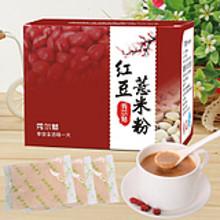 秀尔魅 红豆薏米粉 250g 8.8元包邮(18.8-10券)