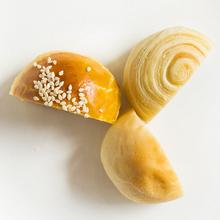 朝中福 双重馅手工酥饼 6个360g 16.8元包邮(26.8-10券)