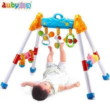 AUBY 澳贝运动系列 婴幼儿活动健身架 折63.2元(79,2件8折)