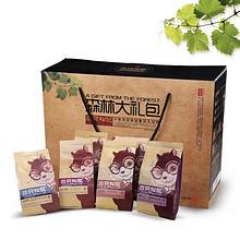 森林的礼盒# 三只松鼠 年货坚果大礼包 1208g 78元包邮(98-20券)