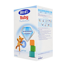 天才奶粉# 荷兰美素 Hero Baby 奶粉4段 700g 69元(4件包邮)