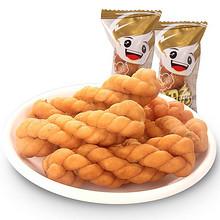 浏阳特产# 建湘脆香咸味小麻花 500g 8.8元包邮(11.8-3券)