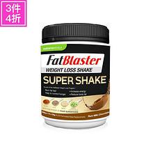 澳大利亚 FatBlaster 超级奶昔代餐粉 430g 折55.2元(3件4折)