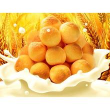蛋香奶浓# 可可林 香甜椰丝球 216g+蔓越莓面包片 10.8元包邮(15.8-5券)