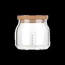 新客专享# 网易严选 日式玻璃储物罐 480ml 10元包邮(49-39)