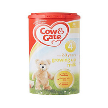 Cow&Gate 牛栏 婴儿配方奶粉 4段 800g 109元包邮