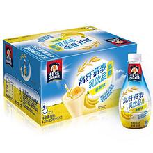 桂格 高纤燕麦乳 香蕉味 350ml*12瓶 19.9元