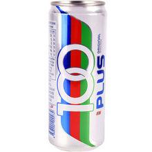 马来西亚进口 100冲劲原味运动饮料 325ml 折3.9元(4.6,19.9元5件)