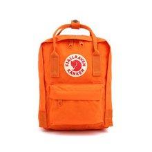 明星同款# 北极狐 Kanken迷你双肩包 焦橙色 322元包邮(315+37-30券)