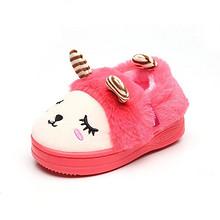 激萌棉拖# 回力 儿童包跟保暖棉鞋 19.8元包邮(24.8-5券)