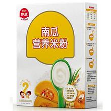 Eastwes 伊威 南瓜营养米粉 250g 折15元(60选4件)