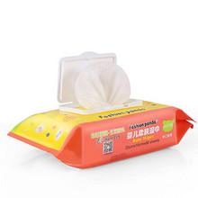 手口专用# 彩色熊猫 婴儿湿巾 80抽 2.8元包邮(7.8-5券)