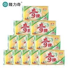 前3分钟半价# 隆力奇 透明洗衣皂 228g*12个 12日0点 14.9元包邮(29.9-15)