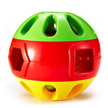 Auby 澳贝 运动系列 响铃滚滚球 9.9元