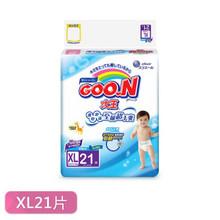 GOO.N 大王 维E系列 环贴式纸尿裤 XL21片 39元