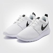 0点开抢# 耐克 ROSHE ONE 女鞋运动跑鞋 288元包邮(298-10券)