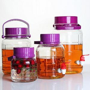 家酿好酒# 爱乐优 玻璃泡酒瓶