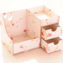 桌子不凌乱# 美坪方 抽屉桌面收纳盒 9.5元包邮(12.5-3券)