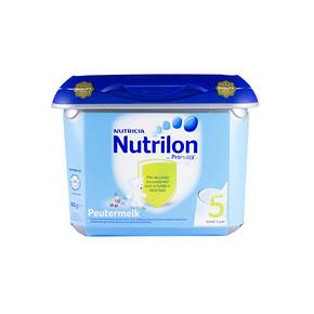 Nutrilon 诺优能 婴幼儿配方奶粉 5段 800g 折97.5元(3件88折+税)