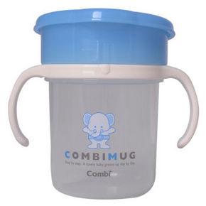 combi 康贝 成长小伙伴 宽口喝水训练 29.9元