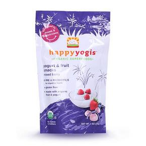 HAPPYBABY 禧贝 混合莓味小溶豆 28g 9.9元