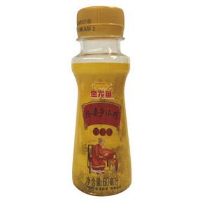 限地区# 金龙鱼 外婆乡小榨菜籽油 60ml 1元