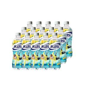 水动乐 柠檬味营养素饮料 600ml*15瓶 24.9元