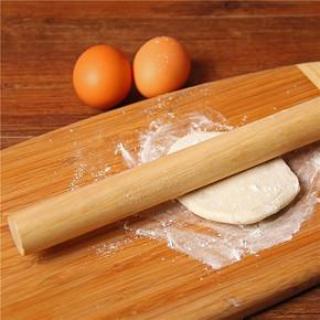 厨房用品实木擀面杖 6.9元包邮