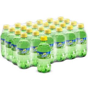 雪碧 柠檬味 汽水 300mlml*24瓶 33.8元