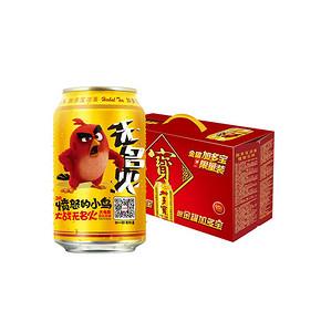 加多宝 凉茶 小鸟款 310ml*15罐 整箱装 34.9元
