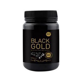 新西兰 KGF 黑金系列黑糖蜜 500g 23.2元(19.9+3.2)
