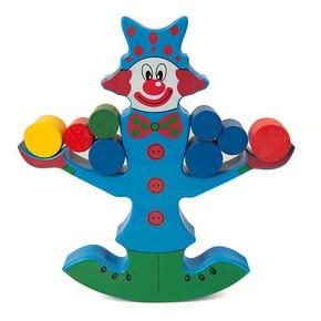 蓝迪智慧乐园 小丑平衡架积木  券后29.9元包邮